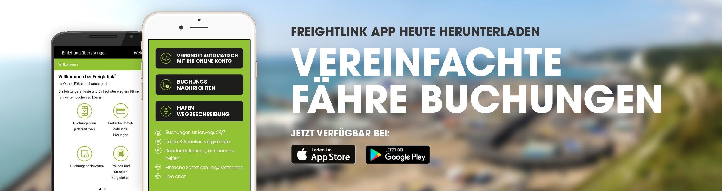 Download the Freightlink App Today
