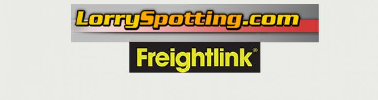Freightlink Lorryspotting.com partnership