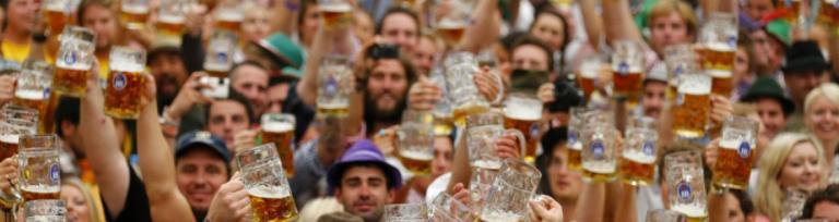 Oktoberfest people