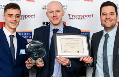 transport exchange group european member year award 2017