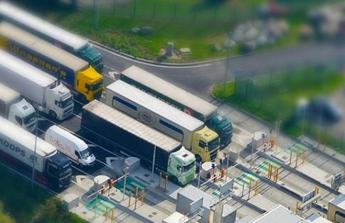 Eurotunnel carbon counter