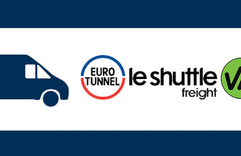 Eurotunnel VP van
