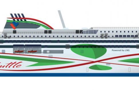 Tallink Shuttle Megastar Ferry