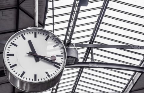 Clocks Go Forward This Weekend
